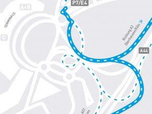 Flughafenkarten / car2go